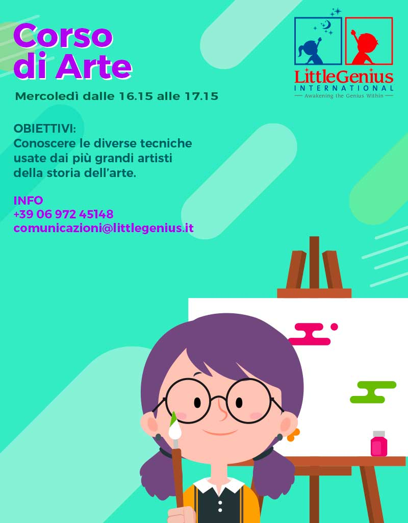 little_genius_corso-di-arte