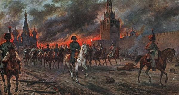 NAPOLEON RUSSIA