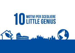 10 motivi per scegliere la nostra scuola internazionale
