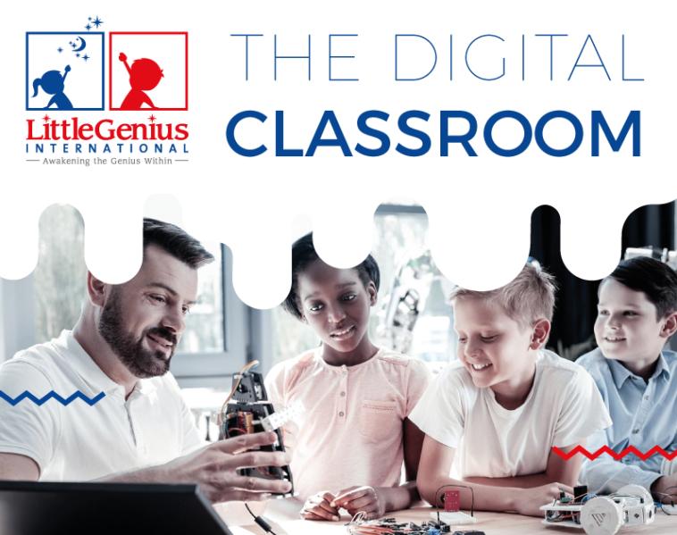 the digital classroom