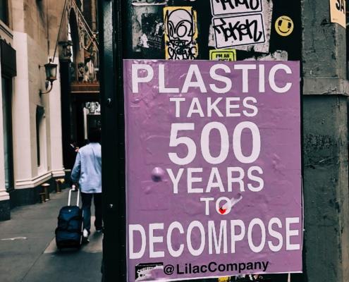zero plastic policy