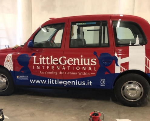 little genius taxi