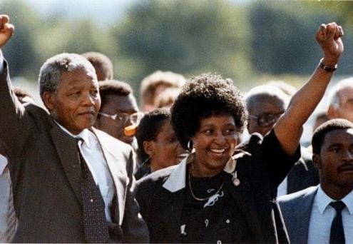 liberazione di Nelson Mandela