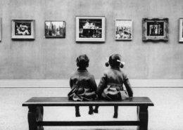 avvicinare i bambini all'arte